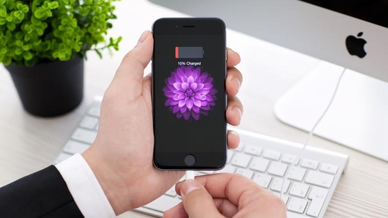 時間がないときに便利!iPhoneを少しでも早く充電する方法