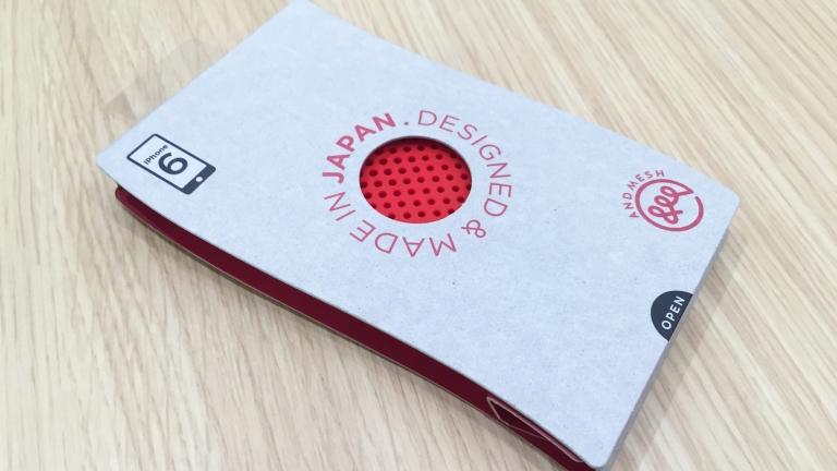 【レビュー】優れた耐久性のエラストマーを使用した『Mesh Case for iPhone 6 ケース』