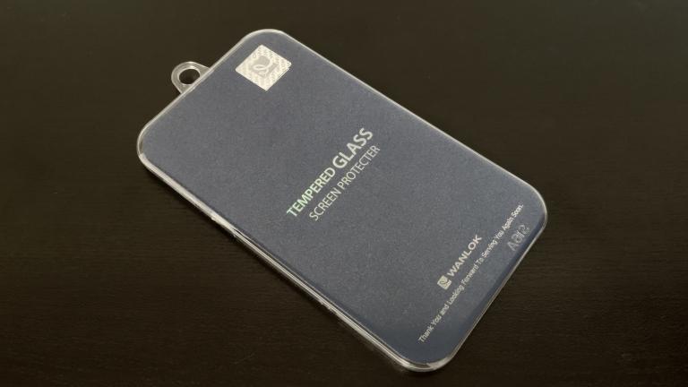 【レビュー】888円の格安『WANLOK iPhone 6 全面強化ガラスフィルム』