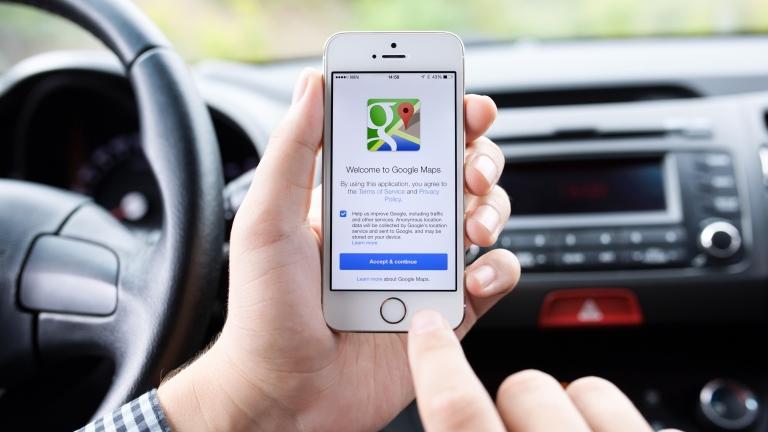 パソコンのGoogleマップで調べた場所をワンクリックでiPhone&iPadに送信する方法