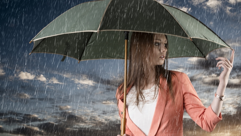 【Mac】雨が降りそうなときに通知センターで知らせてくれるアプリ『Drizzle』