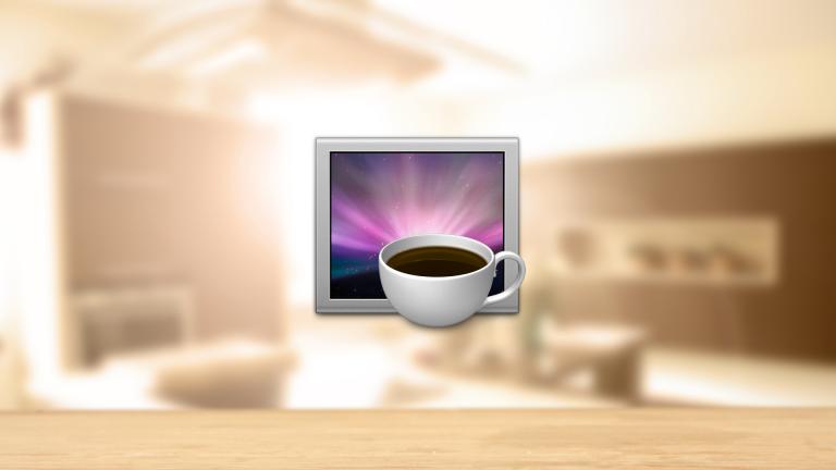 【Mac】勝手にスリープモードになるのを防止してくれるアプリ『Caffeine』