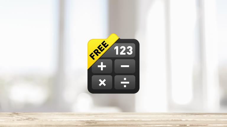 【Mac】常に最前面に計算機を表示してくれるアプリ『Calculator・Free』