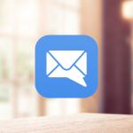 【iPhone】メッセージアプリのようなチャット形式で表示できるEメールアプリ『MailTime』
