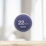 【Mac】ワンクリックでインターネットの回線速度を計測できるアプリ『Speedy』