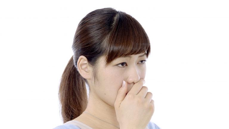 あなたは大丈夫?自分で口臭をチェックする方法と口臭予防