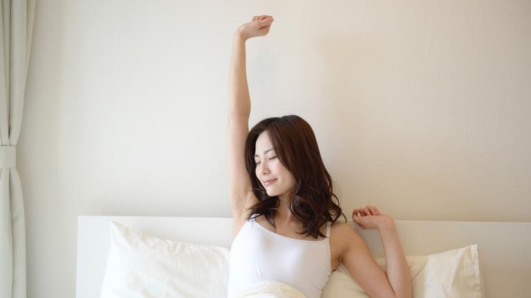 毎朝実践したい健康力をアップさせる習慣